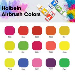 Holbein Airbrush Colors 35ml