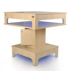 Classic Square QDry Table