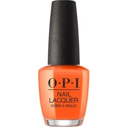 OPI Lacquer #T89 - Tempura-ture Is Rising