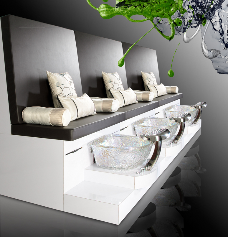 Artelli Bench Pedicure Spa