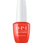 OPI Gel #GCL22 - A Red Revival City (New)