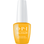 OPI Gel #GCL23 - Sun Sea and Sand in My Pants (New)