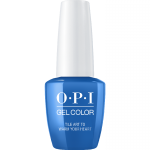OPI Gel #GCL25 - Tile Art To Warm Your Heart (New)