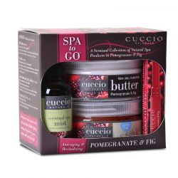 Cuccio Spa To Go Pomegranate & Fig