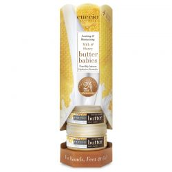 Cuccio Butter Babies Towers Milk & Honey 6ct