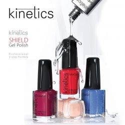 Kinetics - Shield Polish and SolarGel Duo - All Color Collections