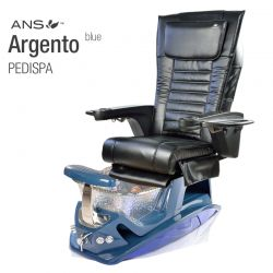 ANS Argento Blue Pedicure Spa with ANS 16 Massage Chair