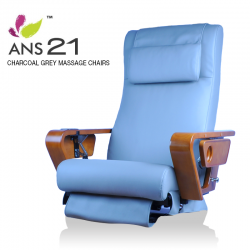 ANS 21 Massage Chair - Charcoal Grey
