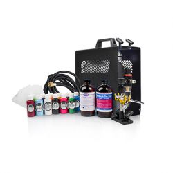 ANS Air Brush Kit - 1 Gun System