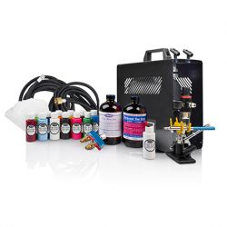 ANS Air Brush Kit - 2 Gun System