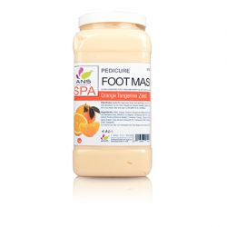 Foot Mask - Orange Tangerine Zest 1 Gal
