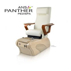 Panther Cappuccino Pearl  Pedicure Spa w/ basic installation