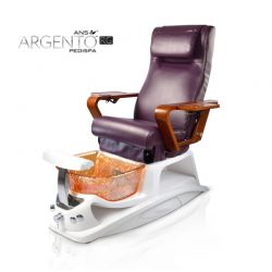 Argento Pedicure Spa Round Sink w/ basic installation