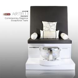 Artelli Bench Pedicure Spa w/ Basic Installation