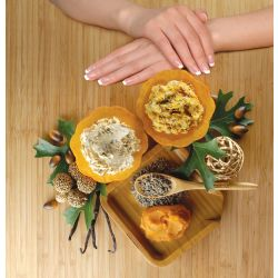 Botanical Escapes Herbal Spa Pedicure - Aroma Fall Kit