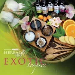 Botanical Escapes Herbal Spa Pedicure - Exotic Tropics Kit