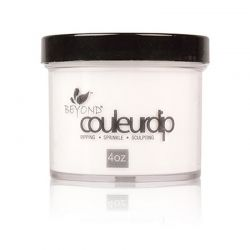 Beyond Couleurdip 2-in-1 Acrylic Dipping Powder -  #901 Clear 4oz (USA)