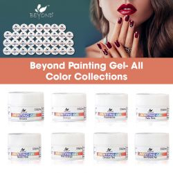 Beyond Painting Gel- All Color Collections