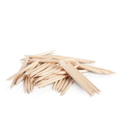 Waxing Eyebrow Arching Sticks - 50 ct