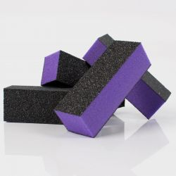 Buffers Purple/Black Sand 500ct (60/100)