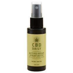 CBD Daily - Active Spray 2oz