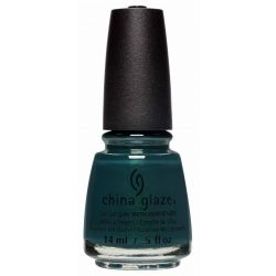 China Glaze Lacquer - Baroque Jungle 0.5 oz