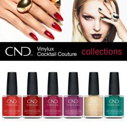CND Vinylux Cocktail Couture Collection