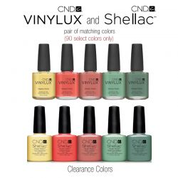CND - Shellac & Vinylux Collections