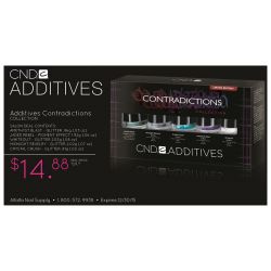 CND Additives - Contradictions