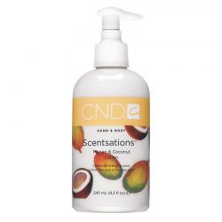 CND Scentsation Mango & Coconut Lotion 8.3 oz