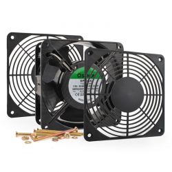 Table Exhaust Fan Set Complete w/ Plug