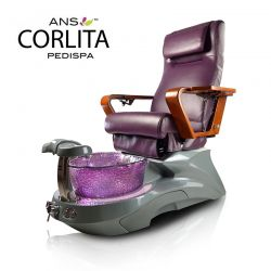 Corlita  Pedicure Spa & Scallop Sink w/ basic installation