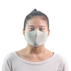 Die-cut Poly Face Mask -  10pcs/bag