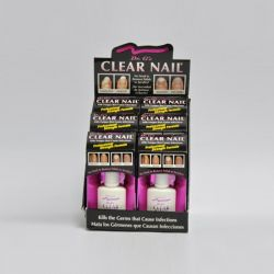 Dr. G's Clear Nail Box of 6