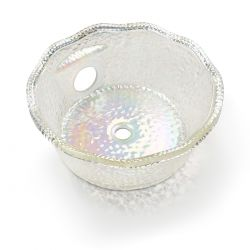 Lotus Crystal Sink Bowl