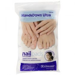Graham HandsDown Ultra Nail and Cosmetic Pads