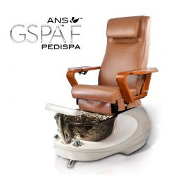 Gspa F  Pedicure Spa & Round Glass Sink w/ installation