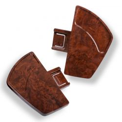 Human Touch - HT-245PS, Manicure Tray, Left, (Faux Wood)