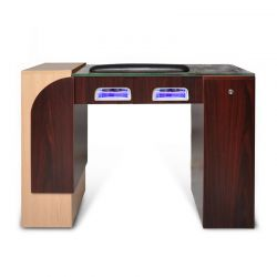 Ion Manicure Table with UV Gel Lights