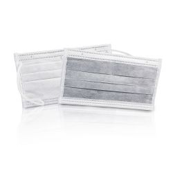 ANS iSafe Carbon Activated Technician Masks - 50 ct