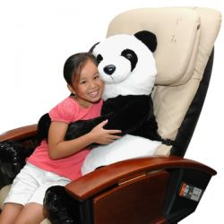 Panda Cushion for Kid`s spa