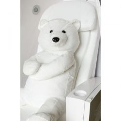 Polar Bear Cushion for Kid`s spa