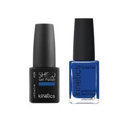 Kinetics - Shiled Gel and SolarGel Polish Duo Blooming mood 279