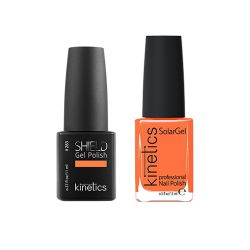 Kinetics - Shiled Gel and SolarGel Polish Duo Summertime 283