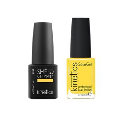 Kinetics - Shiled Gel and SolarGel Polish Duo Narcissus 284