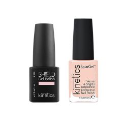 Kinetics - Shiled Gel and SolarGel Polish Duo Pirouette 314