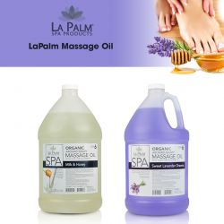 LaPalm Massage Oil