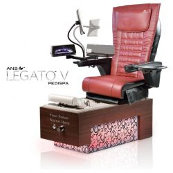 ANS Legato Pedicure Spa with LED Light Spa w/ Basic Installation