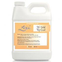 Lexi UV Top Coat 16 oz
