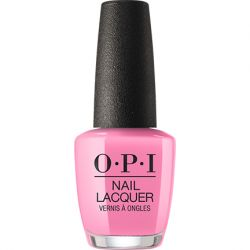 OPI Lac #P30 - Lima Tell You About This Color!